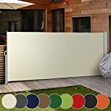 Toldo Lateral Retrctil - Color y Tamao a Elegir: 160x300cm, 180x300cm, 200x300cm -...