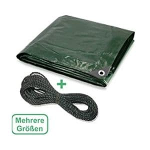 CoverUp! Toldo impermeable 4 x 6 m [120 g_m2]
